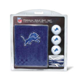 Team Golf Detroit Lions Embroidered Towel Gift Set