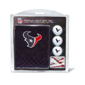 Team Golf Houston Texans Embroidered Towel Gift Set
