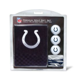 Team Golf Indianapolis Colts Embroidered Towel Gift Set