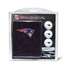 Team Golf New England Patriots Embroidered Towel Gift Set