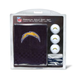 Team Golf San DiegoChargers Embroidered Towel Gift Set