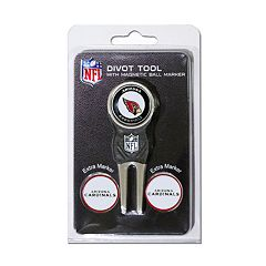 Team Golf Arizona Cardinals 4 pc Divot Tool & Ball Marker Set