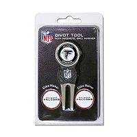 Team Golf Atlanta Falcons 4 pc Divot Tool & Ball Marker Set