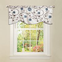 Lush Decor Royal Garden Window Valance - 42
