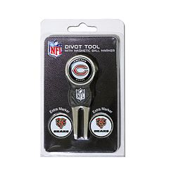Team Golf Chicago Bears 4 pc Divot Tool & Ball Marker Set