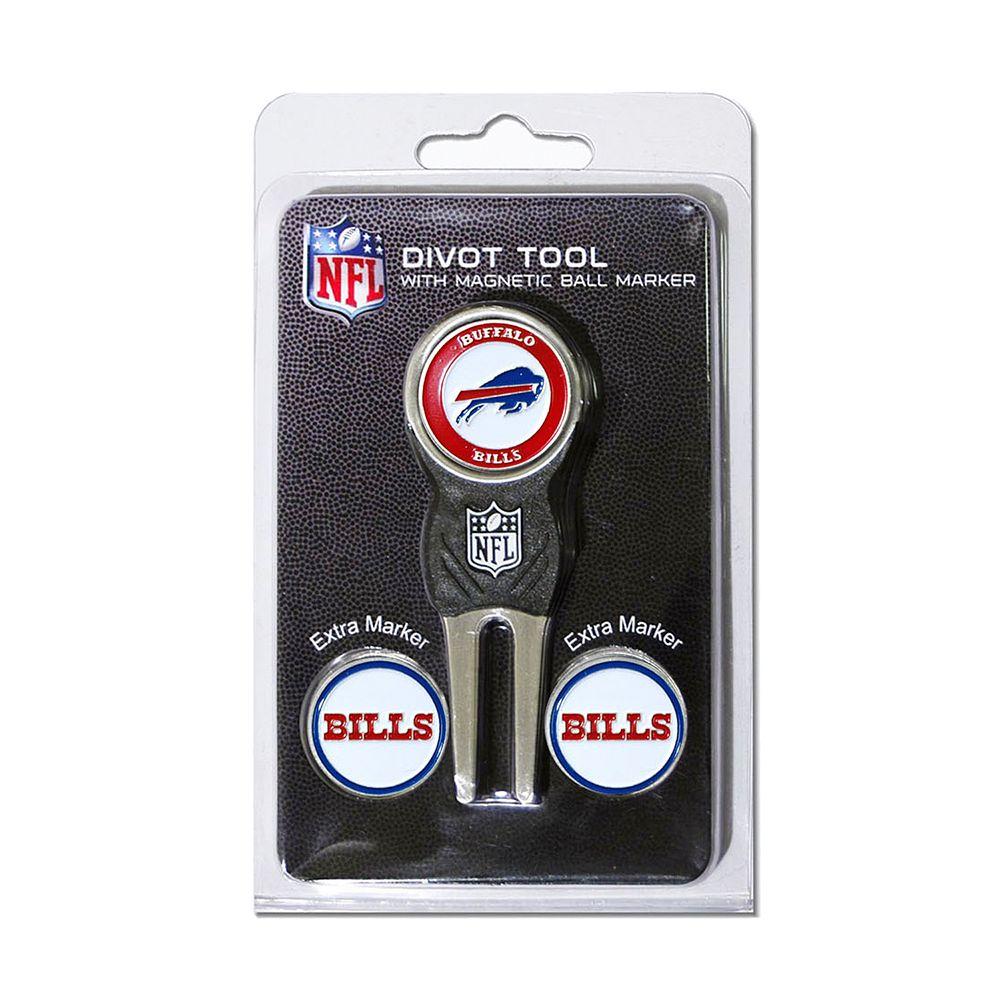 Team Golf Buffalo Bills 4-pc. Divot Tool & Ball Marker Set