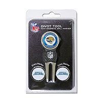 Team Golf Jacksonville Jaguars 4 pc Divot Tool & Ball Marker Set