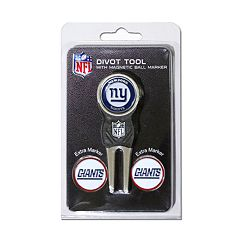 Team Golf New York Giants 4 pc Divot Tool & Ball Marker Set