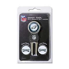 Team Golf Philadelphia Eagles 4 pc Divot Tool & Ball Marker Set