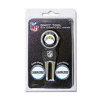 Team Golf San Diego Chargers 4 pc Divot Tool & Ball Marker Set
