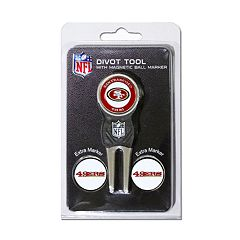 Team Golf San Francisco 49ers 4-pc. Divot Tool & Ball Marker Set