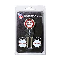 Team Golf Tampa Bay Buccaneers 4-pc. Divot Tool & Ball Marker Set