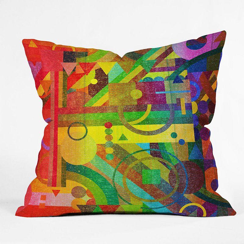Yellow Throw Pillows At Kohls : Yellow Decorative Pillow Kohl s