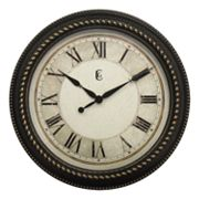 Geneva Clock 16-in. Round Wall Clock