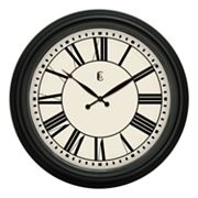 Geneva Clock 24-in. Round Wall Clock