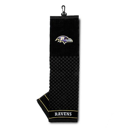 Team Golf Baltimore Ravens Embroidered Towel