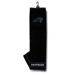 Team Golf Carolina Panthers Embroidered Towel