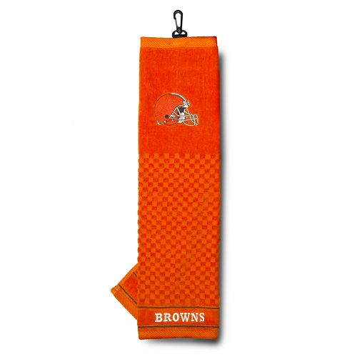 Team Golf Cleveland Browns Embroidered Towel