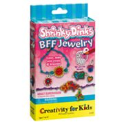 Creativity for Kids Shrinky Dinks BFF Jewelry