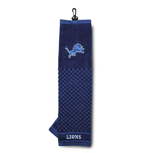 Team Golf Detroit Lions Embroidered Towel