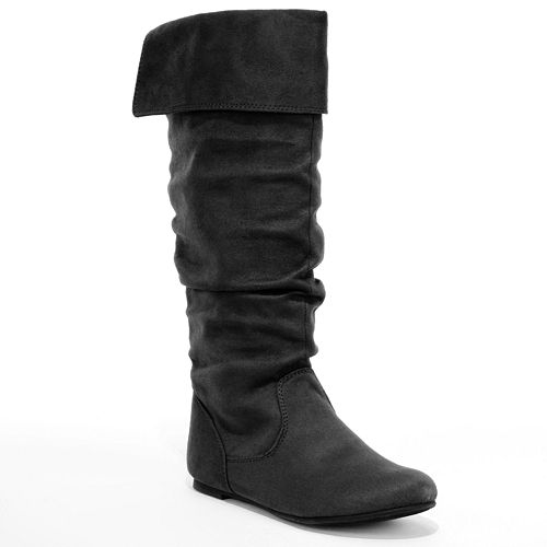 SO® Slouch Tall Boots - Women