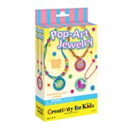 Creativity for Kids Pop-Art Jewelry