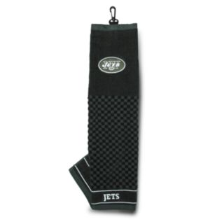 Team Golf New York Jets Embroidered Towel