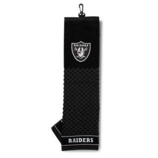 Team Golf Oakland Raiders Embroidered Towel