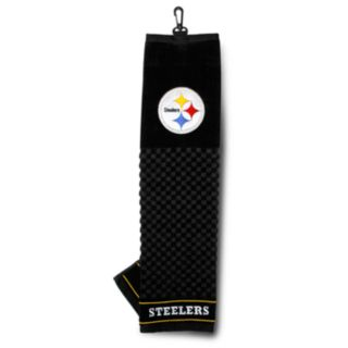 Team Golf Pittsburgh Steelers Embroidered Towel