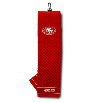 Team Golf San Francisco 49ers Embroidered Towel