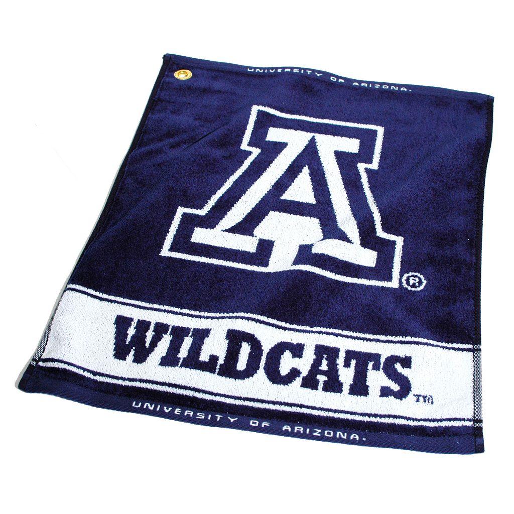Team Golf Arizona Wildcats Woven Towel