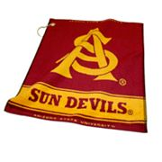 Team Golf Arizona State Sun Devils Woven Towel