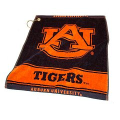 Team Golf Auburn Tigers Woven Towel