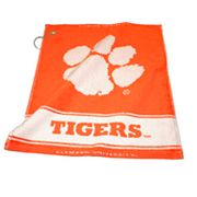 Team Golf Clemson Tigers Woven Towel