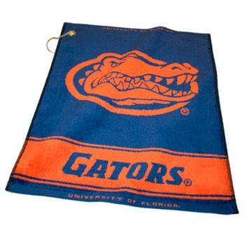 Team Golf Florida Gators Woven Towel