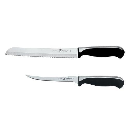 J.A. Henckels International Fine Edge Synergy 2-pc. Bread Knife Set