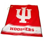 Team Golf Indiana Hoosiers Woven Towel