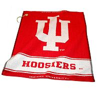 Team Golf Indiana Hoosiers Woven Towel