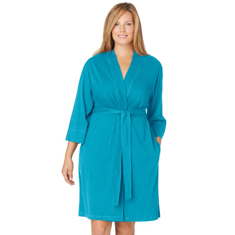 Jockey Wrap Robe - Women's Plus