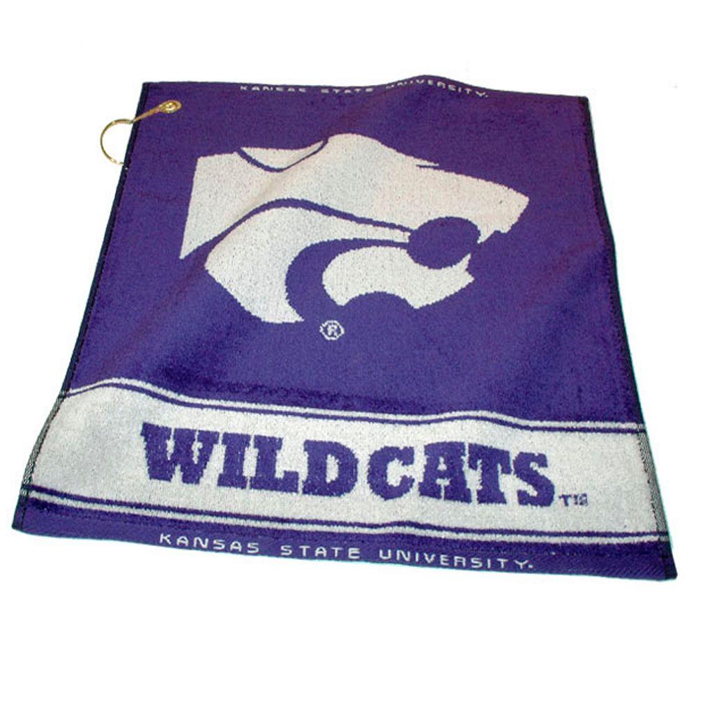 Team Golf Kansas State Wildcats Woven Towel