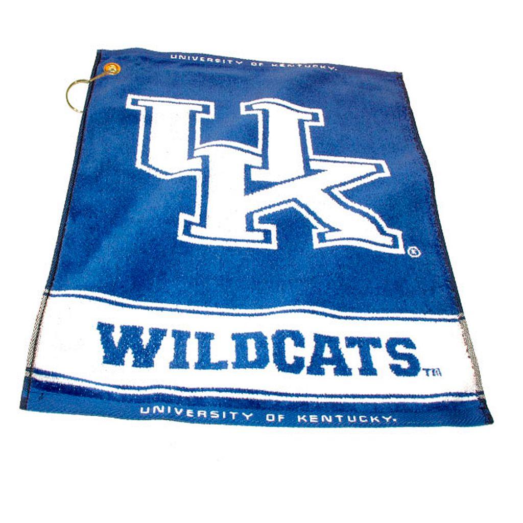 Team Golf Kentucky Wildcats Woven Towel