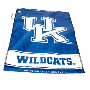 Team Golf Kentucky Wildcats Woven Towel
