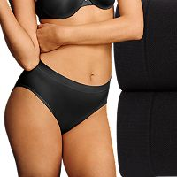 Maidenform Shapewear 2 pkWeightless Hi-Cut Briefs 12586 - Women's