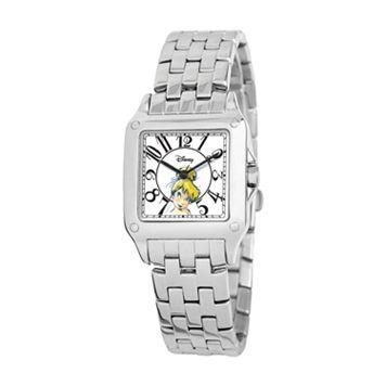 Disney's Tinker Bell Women's Stainless Steel Watch