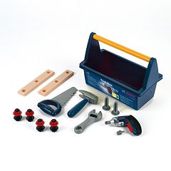 Bosch Toolbox with Ixolino Drill by Theo Klein