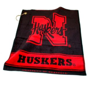 Team Golf Nebraska Cornhuskers Woven Towel