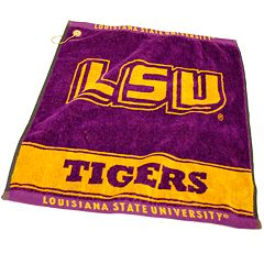 Team Golf LSU Tigers Woven Towel