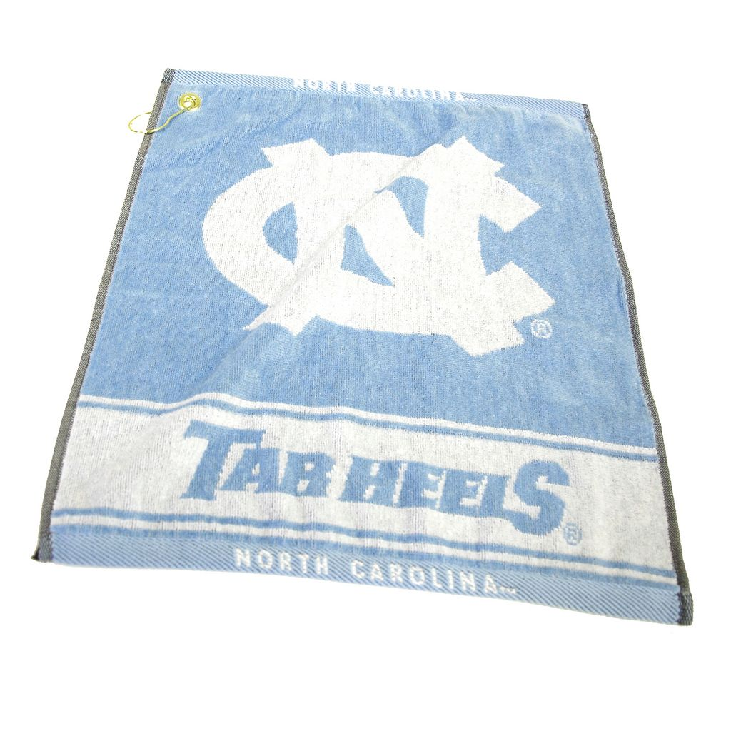 Team Golf North Carolina Tar Heels Woven Towel
