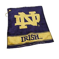 Team Golf Notre Dame Fighting Irish Woven Towel