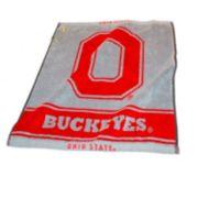 Team Golf Ohio State Buckeyes Woven Towel